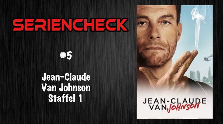 Jean-Claude Van Johnson Staffel 1 Seriencheck