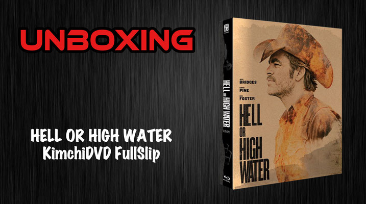 Hell or High Water KimchiDVD