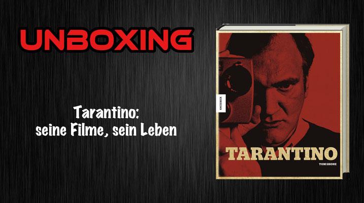 Tarantino: seine Filme, sein Leben Unboxing