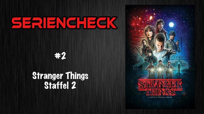 Stranger Things Staffel 2 im Seriencheck
