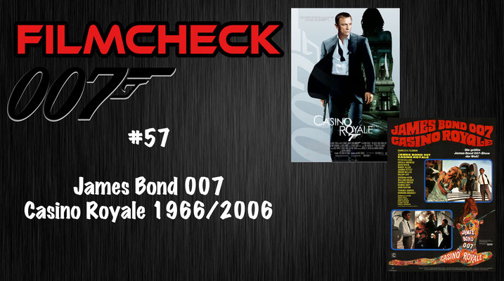 James Bond 007: Casino Royale 1966/2006 Kritik/Review #57