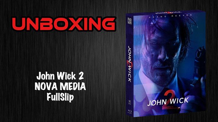 John Wick 2 Novamedia FullSlip
