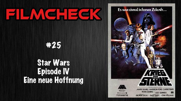 Star Wars Episode IV Filmcheck #25