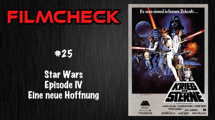 Star Wars Episode IV Filmcheck #25