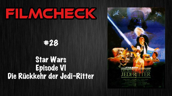 Star Wars Episode VI Filmcheck #28