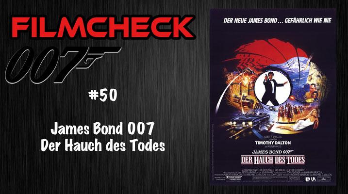 James Bond 007: Der Hauch des Todes Kritik/Review #50