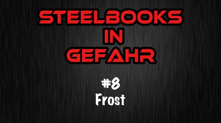 Steelbooks in Gefahr Frost