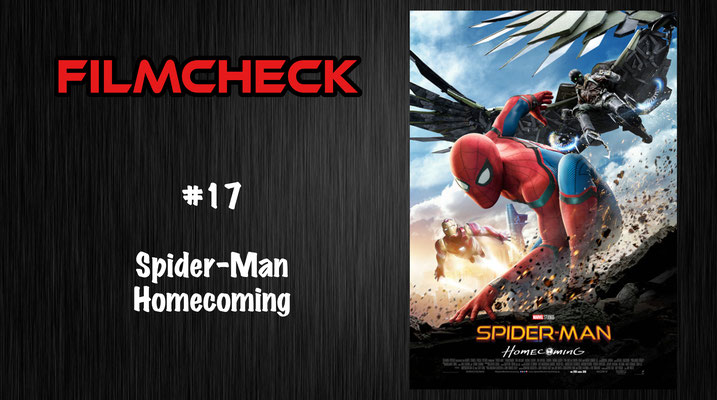 Spider-Man Homecoming im Filmcheck #17