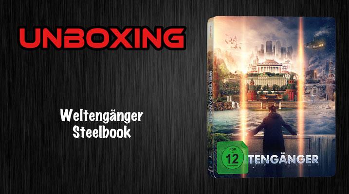 Weltengänger capelight Steelbook Unboxing