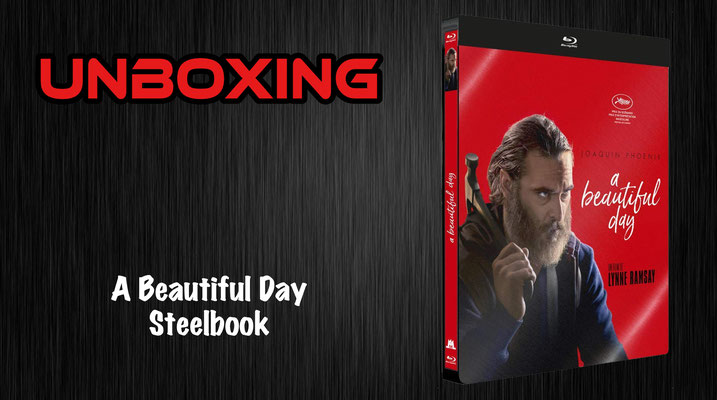 A Beautiful Day Steelbook Unboxing