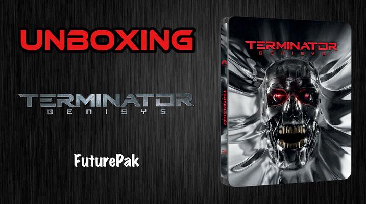 Terminator Genisys FuturePak Unboxing