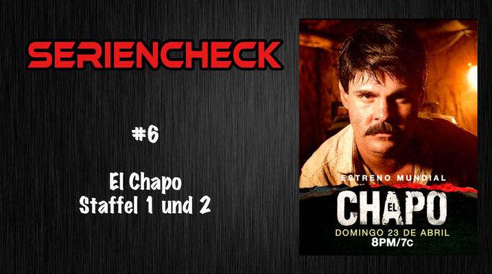 El Chapo Staffel 1 und 2 Seriencheck