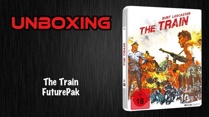 The Train FuturePak Unboxing
