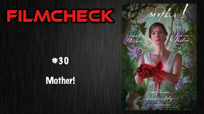 Mother! Filmcheck #30