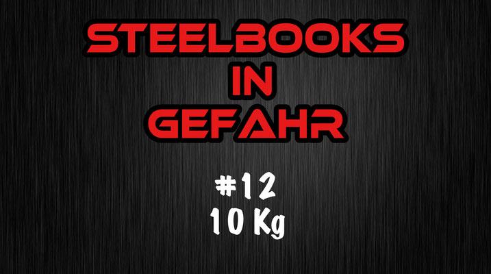 Steelbooks in Gefahr 10 Kg