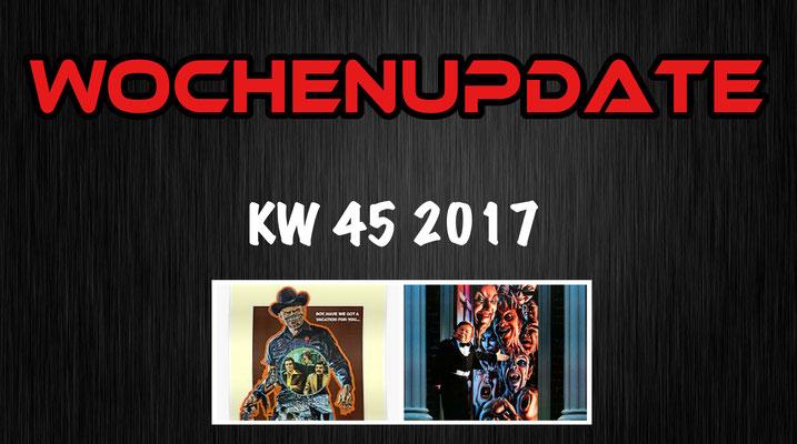 Wochenupdate KW 45 2017