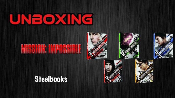Mission Impossible Szeelbooks