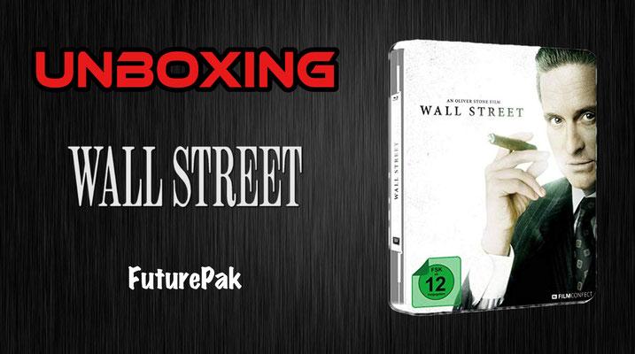 Wall Street FuturePak Unboxing