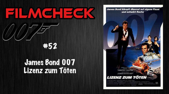 James Bond 007: Lizenz zum Töten Kritik/Review #52