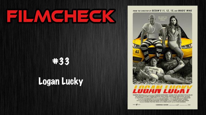 Logan Lucky Filmcheck #33