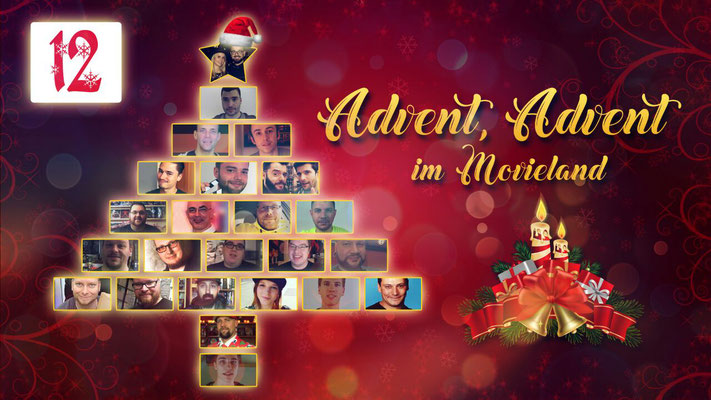 Advent Advent im Movieland
