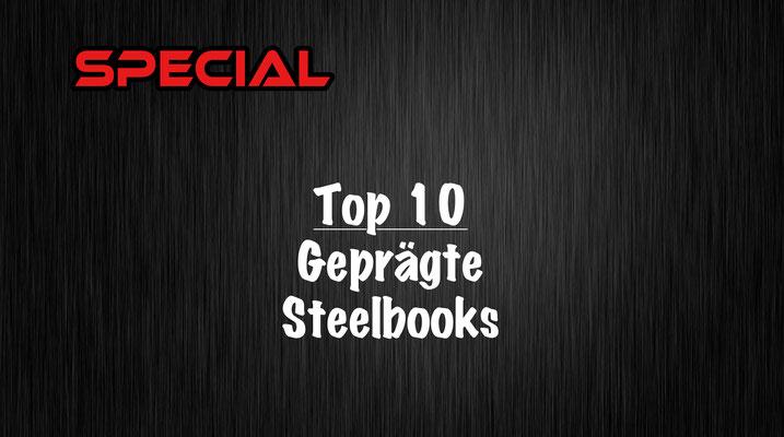 Top 10 geprägte Steelbooks