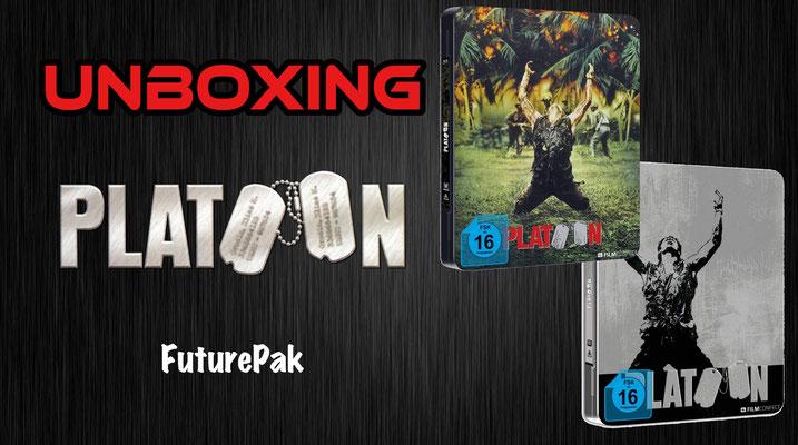 Platoon FuturePak FilmConfect Unboxing