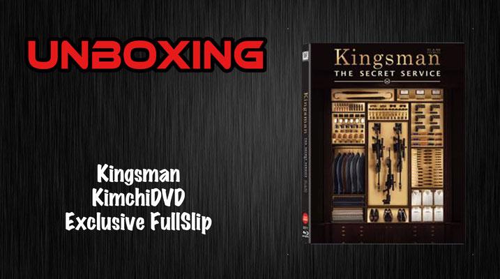 Kingsman KimchiDVD