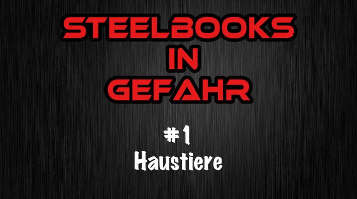 Steelbooks in Gefahr