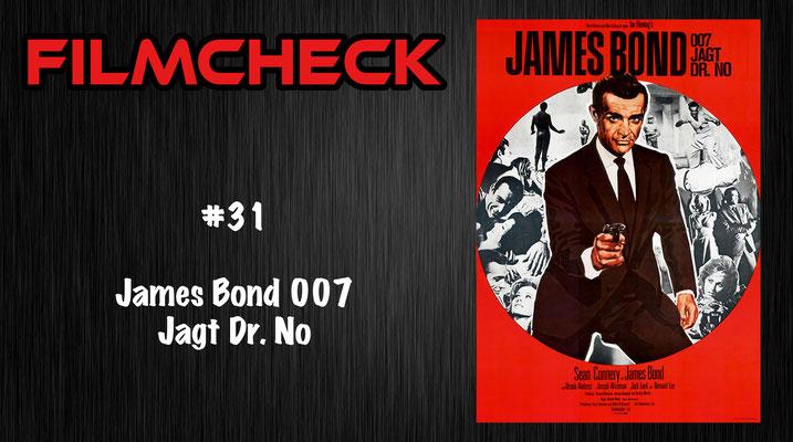 James Bond 007: Jagt Dr. No Filmcheck #31