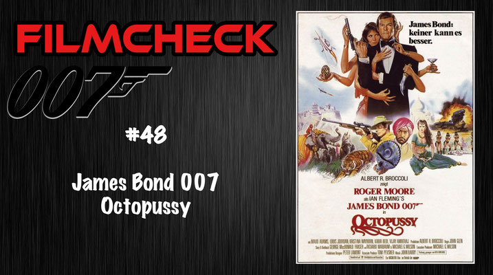 James Bond 007: Octopussy Kritik/Review #48