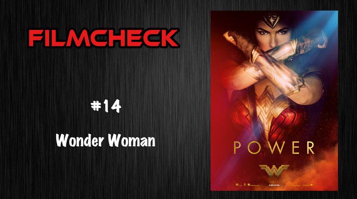 Filmcheck #14 Wonder Woman