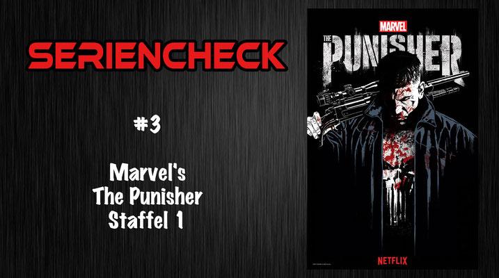Marvel's The Punisher Staffel 1 im Seriencheck
