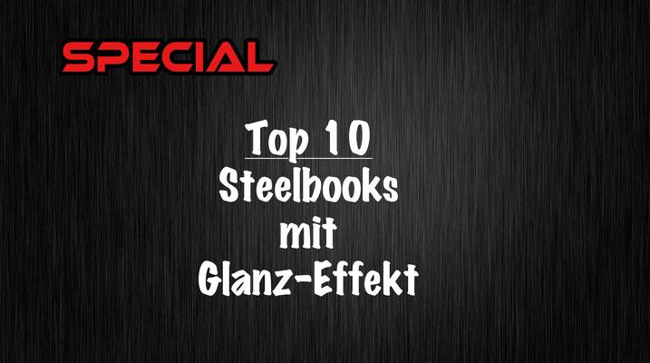 Glanz Steelbooks