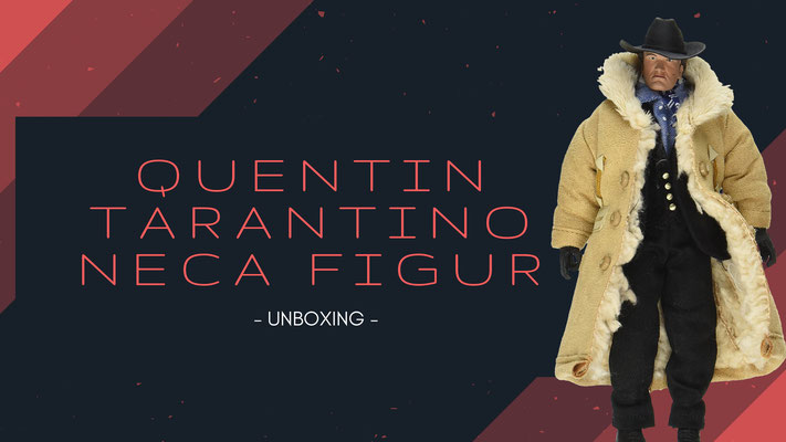 Quentin Tarantino Neca Figur