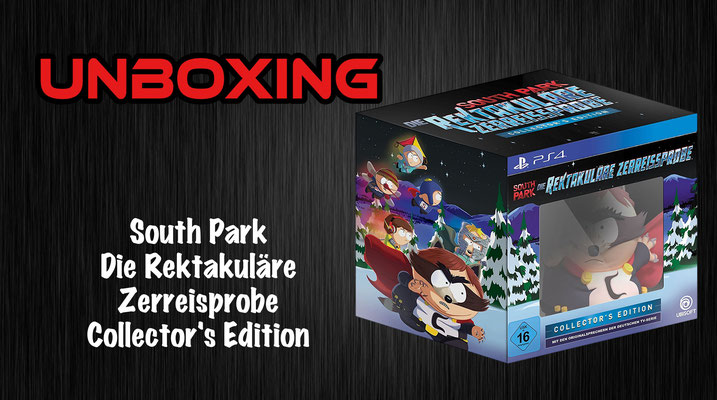 South Park: Die rektakuläre Zerreißprobe Collector's Edition