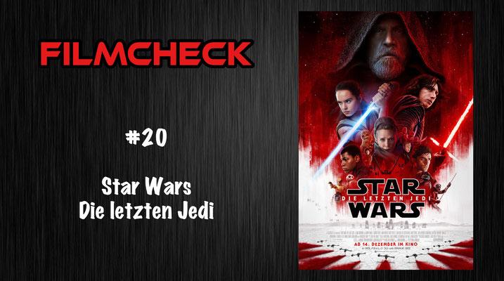 Star Wars - Die letzten Jedi im Filmcheck #20