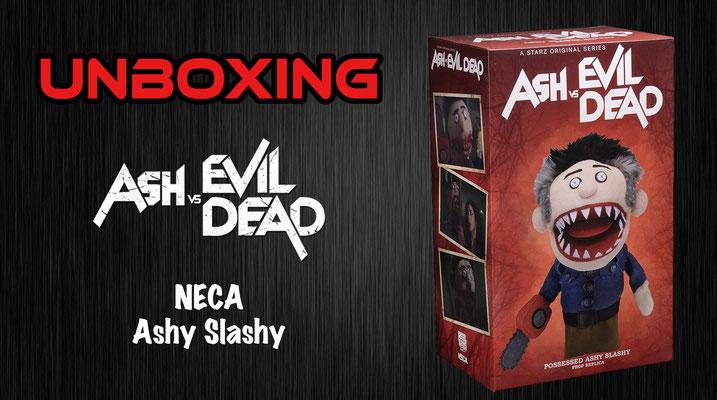 Ashy Slashy NECA Unboxing