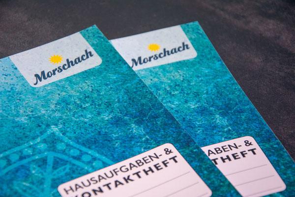 Hausaufgaben- & Kontaktheft Schule Morschach Schuljahr 20/21