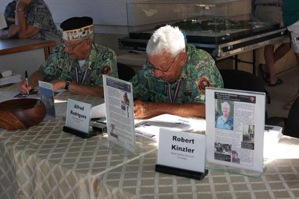 Pearl Harbour Survivors