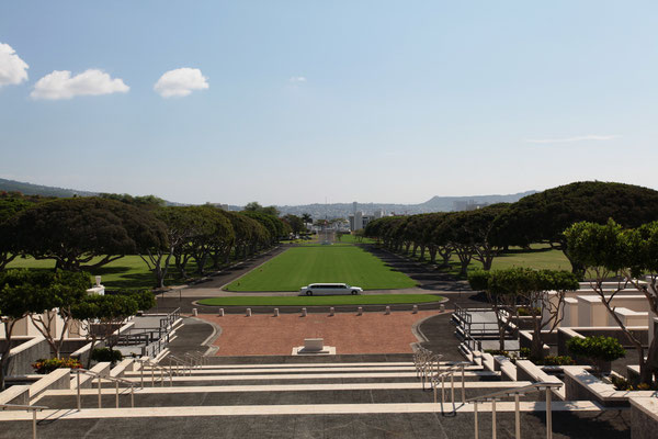 Punchbowl Crater - Cemetary of the Pacific
