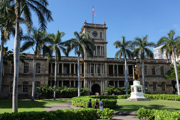 Honolulu - Iolani Palace