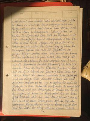 Petra Mettke/Original von 1980, Thema: Quetzalcoatle, Seite 7