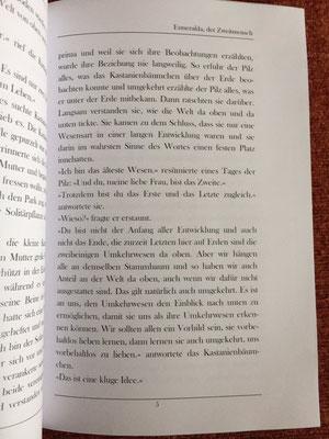 Karin Mettke-Schröder/Die auserwählte Kastanie/™Gigabuch Universum Band 2/Seite 5