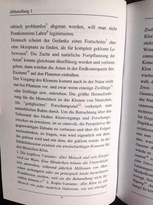 Karin Schröder/™Gigabuch Forschung/Aufsatz/Das Klonen/1998/Seite 4