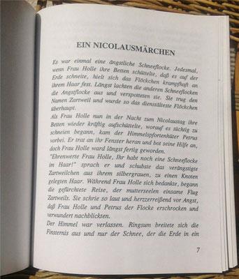 Petra Mettke/Geschichten aus der Märchenwelt/Buch von 1992/Seite 7