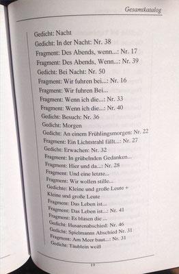 Petra Mettke, Karin Mettke-Schröder/Bibliographie des Schreibens/2004/Seite 19