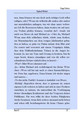 Petra Mettke und Karin Mettke-Schröder /Gigabuch Michael 13/Seite 37