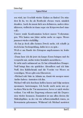 Petra Mettke und Karin Mettke-Schröder /Gigabuch Michael 13/Seite 38