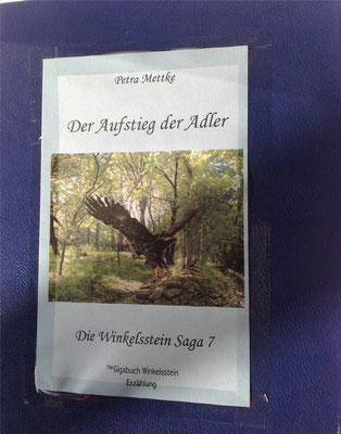 Petra Mettke/Gigabuch Winkelsstein 07/Der Aufstieg der Adler/Druckskript 2012/Ordner